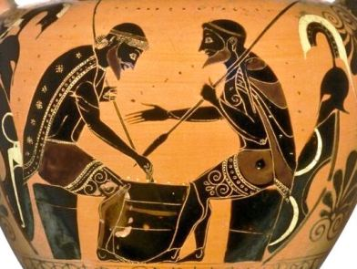 Amphora-with-Scene-of-Achilles-and-Ajax-Playing-a-Board-Game-88